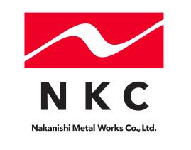 中西金属工業ロゴ